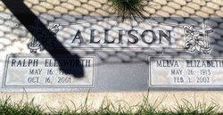 Melva Elizabeth Allison