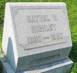Gaynel W. Highley