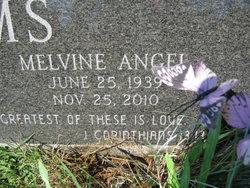 Melvine <i>Angel</i> Adams