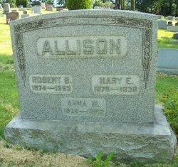 Anna McGuirk <i>Hall</i> Allison