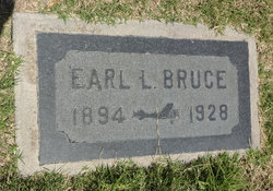 Earl L Bruce