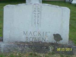 Charles Dickerson Mackie, I