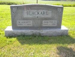 Dorothy <i>Thompkins</i> Blackard