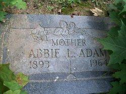 Abbie L Adam