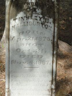 Tinsley B. Halliburton
