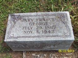 Mary Francis <i>Rittman</i> George