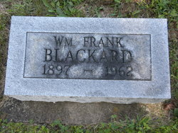 William Franklin Blackard