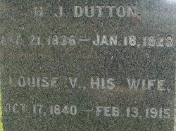 Harvey James Dutton