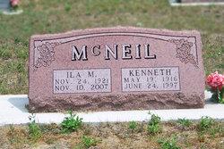 Ila Mae McNeil