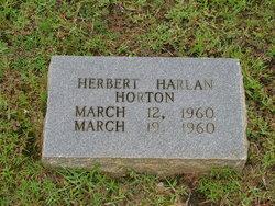 Herbert Harlan Horton