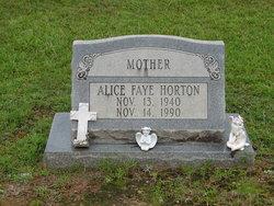 Alice Faye Horton