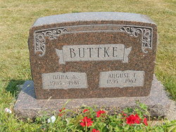 August Theodore Buttke