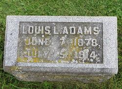 Louis Lee Adams