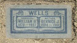William George Wells