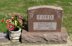 Lavelle Elaine <i>Bausman</i> Ford