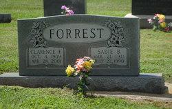 Sadie Mae <i>Barneycastle</i> Forrest
