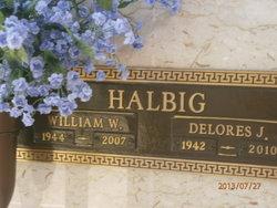Delores Jean <i>Hill</i> Halbig