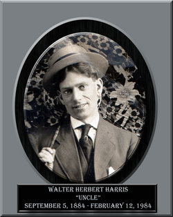Walter H. Uncle Harris