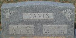 Sula <i>West</i> Davis
