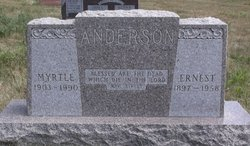 Myrtle E. <i>Nelson</i> Anderson