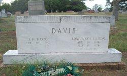 Loneta Faye <i>Ellison</i> Davis