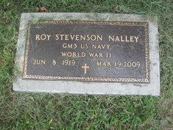 Roy Stevenson Nalley