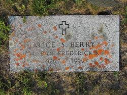 Alice S. Berry