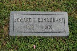 Edward Taylor Bondurant, Jr