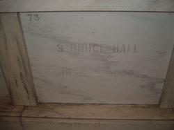 Samuel Bruce Hall