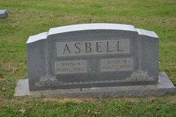 Susan Adeline Susie <i>Bondurant</i> Asbell