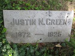 Rev Justin Norman Green