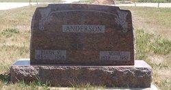 Ellen Victoria <i>Ahlquist</i> Anderson