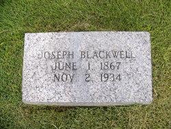 Joseph D. J. D. Blackwell