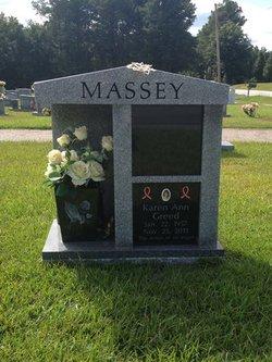 Karen Ann <i>Greed</i> Massey