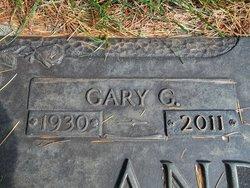 Gary Gene Anderson