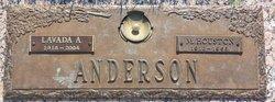 Lavada A <i>Hargrove</i> Anderson