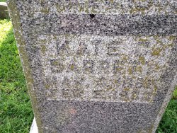 Kate C <i>Cramer</i> Barrett