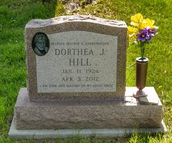 Dorothea Jane <i>Partlow</i> Hill