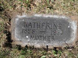 Katherine Kate <i>McCue</i> Dunleavy