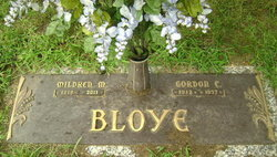 Mildred Mary <i>Foote</i> Bloye