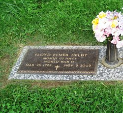 Floyd Elmer Heldt