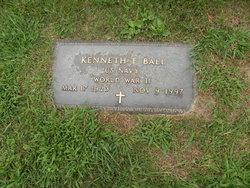 Kenneth Frank Ball
