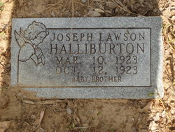 Joseph Carson Halliburton