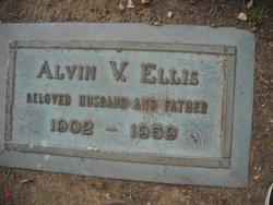 Alvin Valentine Ellis