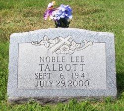 Noble Lee Talbott