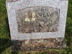 Luella <i>Weaver</i> Closson
