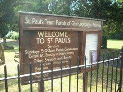 St Paul Churchyard
