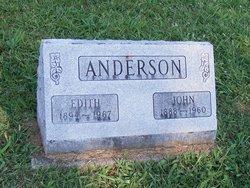 Edith Permelia <i>Crawford</i> Anderson