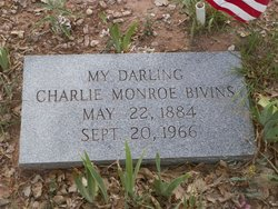 Charlie Monroe Bivins