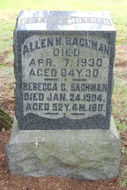 Allen Henry Bachman